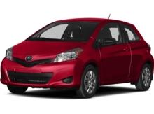 2014_Toyota_Yaris__ Moncton NB