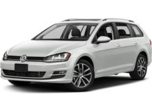 2017_Volkswagen_Golf SportWagen_S_ Seattle WA