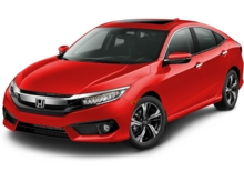 2018_Honda_Civic Sedan_Touring CVT_ El Paso TX