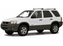 2001_Ford_Escape_XLT 4WD_ Spokane Valley WA