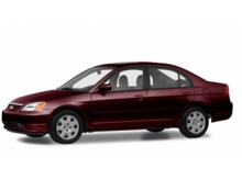 2001_Honda_Civic_LX_ Johnson City TN