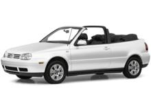 2001_Volkswagen_Cabrio_GLX_ Peoria IL