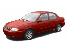 2003_KIA_SPECTRA__ Hot Springs AR