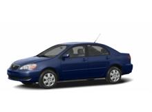 2006_Toyota_Corolla_CE_ Moncton NB
