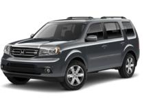 2012_Honda_Pilot_Touring_ Pharr TX