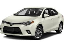 2014 Toyota Corolla LE ECO Premium Lake Havasu City AZ
