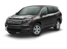 2017_Honda_Pilot_LX 2WD_ El Paso TX