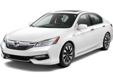 2017_Honda_Accord Hybrid_Touring_ Rutland VT