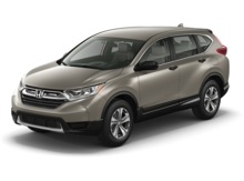 2017_Honda_CR-V_LX_ La Crosse WI