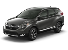 2017_Honda_CR-V_Touring_ La Crosse WI