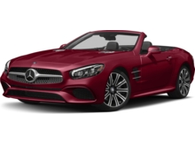 2017_Mercedes-Benz_SL_450 Roadster_ Portland OR