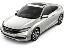 2019_Honda_Civic Coupe_Touring CVT_ El Paso TX