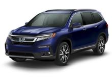 2019_Honda_Pilot_Touring 8-Passenger 2WD_ El Paso TX