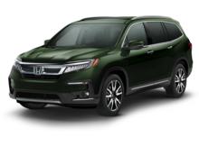 2019_Honda_Pilot_Elite AWD_ El Paso TX