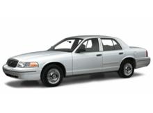 2000 Ford Crown Victoria  Austin TX