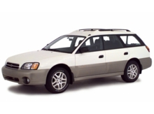 2000 Subaru Outback Base Johnson City TN