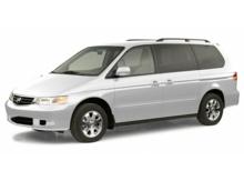 2002 Honda Odyssey EX West New York NJ