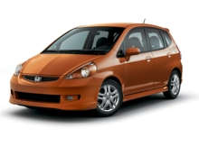 2007 Honda Fit Sport Johnson City TN