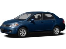 2008 Nissan Versa 1.8 S Longview TX
