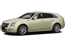 2011 Cadillac CTS Wagon Performance Brainerd MN