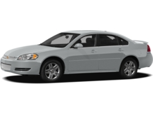 2012 Chevrolet Impala LT Fleet Longview TX