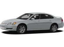 2012 Chevrolet Impala LT Fleet Austin TX
