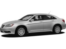 2012 CHRYSLER 200  Hot Springs AR