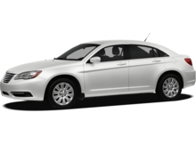 2012 Chrysler 200 LX Chicago IL