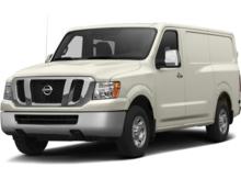 2017 Nissan NV Cargo 2500 S 4.0 L Vacaville CA
