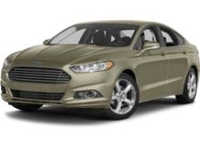 2013 Ford Fusion Titanium Austin TX
