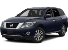 2015 Nissan Pathfinder 4WD 4dr Platinum Manhattan KS
