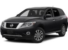 2015 Nissan Pathfinder 4WD 4dr SL Manhattan KS