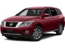 2015 Nissan Pathfinder 4WD 4dr Platinum Lawrence KS