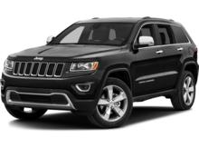 2016 Jeep GRAND CHEROKEE  Lawrence KS