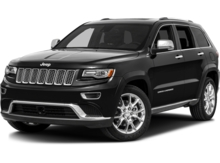 2016 Jeep Grand Cherokee 4WD 4dr Summit Lawrence KS