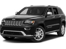 2016 Jeep Grand Cherokee 4WD 4dr Summit Lawrence KS