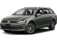 2017 Volkswagen Golf SportWagen S Pittsburgh PA