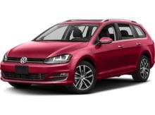 2017 Volkswagen Golf SportWagen  Providence RI