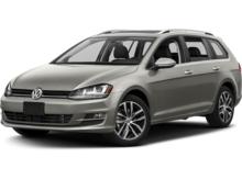 2017 Volkswagen Golf SportWagen S Wexford PA