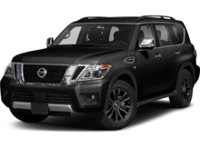 2017 Nissan Armada Platinum 5.6 L Vacaville CA