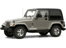 2001 Jeep Wrangler Sport Johnston SC