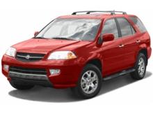 2002 Acura MDX Touring Johnson City TN