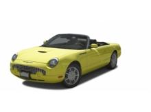 2002 Ford Thunderbird Premium Austin TX