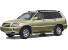 2003 Toyota Highlander 4dr V6 (Natl) Cape Girardeau MO