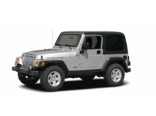 2004 Jeep Wrangler X Johnston SC