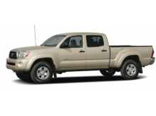 2007 Toyota Tacoma 4WD Double 141 V6 AT Bishop CA
