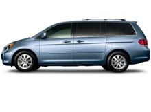 2008 Honda Odyssey 5dr EX-L w/RES & Navi Madison WI