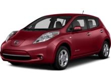 2015 Nissan LEAF 4dr HB S Lawrence KS