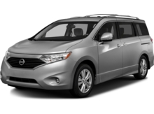 2016 Nissan Quest 4dr SL Manhattan KS