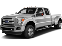 2016 Ford Super Duty F-350 DRW Platinum Austin TX